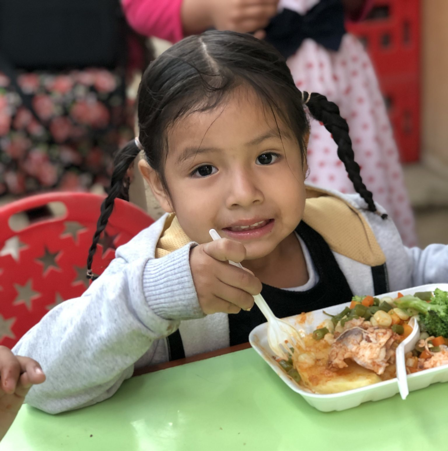 hope centers provide a place for children to eat